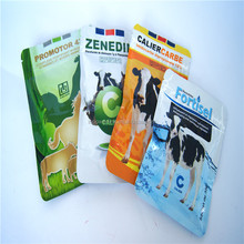 Moisture Proof stand up pouch plastic pet Dog food bag for Wholesale plastic ziplock pouch pet cat dog Chicken food Bag