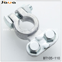 wenzhou lead battery terminal, car/truck high quality heavy duty battery terminal/Top post terminal