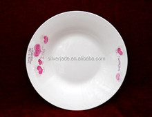 soup serving plates for promotion
