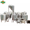 1000L Stainless Steel stout beer production plant