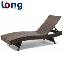 patio rattan pool sunbed, rattan daybed, rattan sofa bed