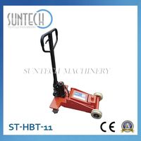Suntech Hydraulic Lifting Equipment, A-Frame Lifting Trolley with PU Wheels