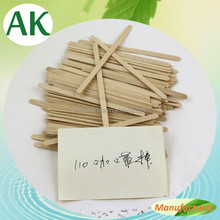 110mm Length Disposable Coffee Stick Wood Tea Coffee Stir/Wooden Flavored Coffee Stir Sticks With Custom Logo