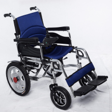 Trade Assurance Folding Portable Electric Standard Wheelchair Specifications