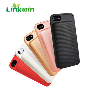Ultra-thin power bank case for iphone 7 new model case battery 5000mah for iphone 7
