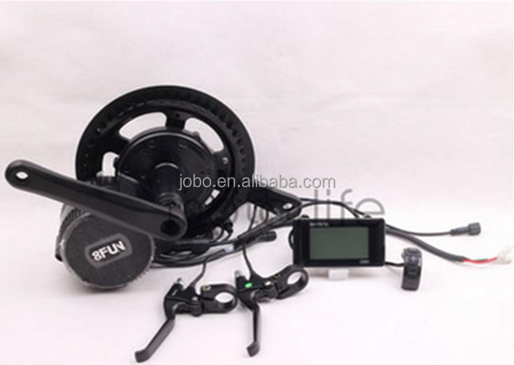China Supplier Conversion Kit of Electric Bike including Motor and LCD Display