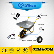 200w 350w 500w 800w Electric Wheelbarrow Motor Kit
