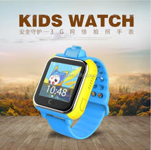 2016 trending products kids smart watch phone 3g wifi+gps+Lbs location tracker kids smart watch with camera