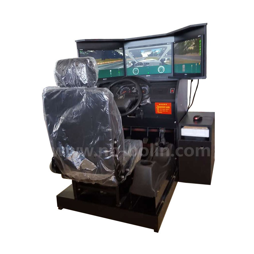portable extreme city car driving simulator