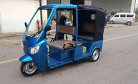 6 seats Electric Tricycle For Passenger/Hot sale bajaj three wheeler price/Bangladesh BORAC electric tricycle
