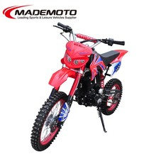 2015 New Generation Gas Powered Dirt Bike with Air Cooled Engine