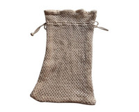 JUTE/COTTON MESH BAG-LECC814