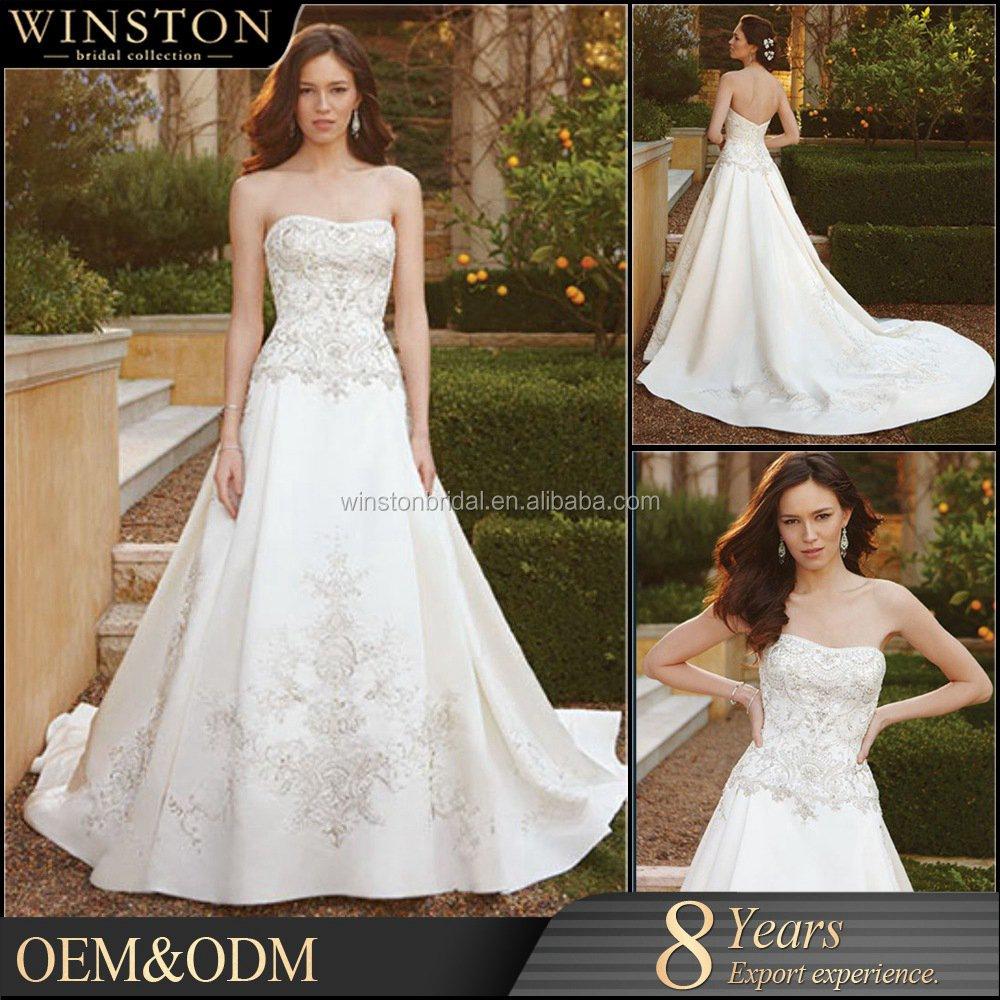 Alibaba guangzhou dresses factory wedding dress with lace for Guangzhou wedding dress market