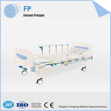 FP A04-018 Cheap hospital manual steel patient bed health care single bed