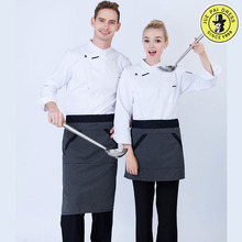 Wholesale Custom cooking chef Uniforms restaurant uniforms designs