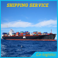 Ocean freight services/sea freight rates/sea transportation services/sea shipping agent from China to La Paz,B.California