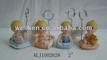 polyresin mini baby figurines,resin souvenirs