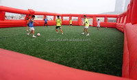 CILE Inflatable Soap Football Pitch