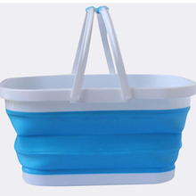 Walmart popular silicone storage basket
