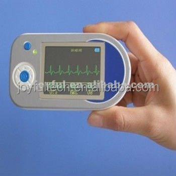 China suppliers portable medical equipment cardiac monitor holter ecg machine
