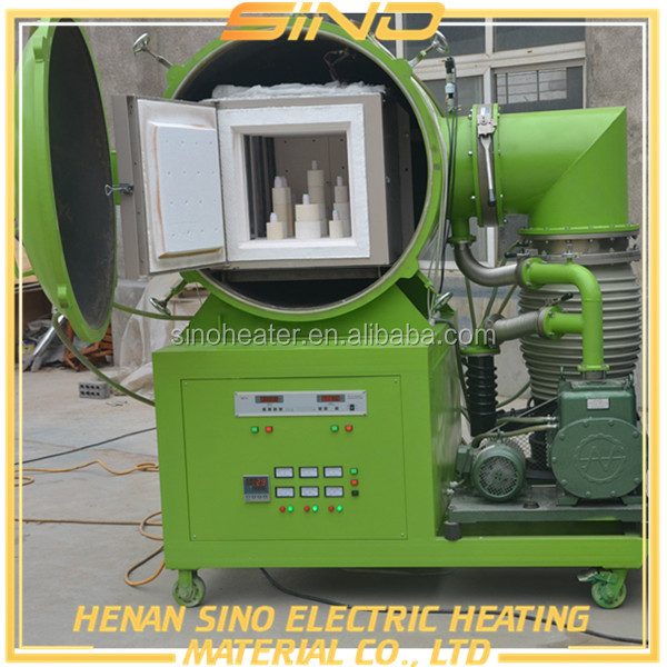 Top quality electric vacuum furnace basalt melting furnace for sale