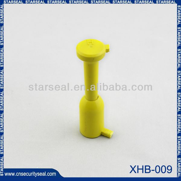 XHB-009 C-TPAT compliant container seal diaphragm gas meter