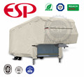 Deluxe 300D Polyester Waterproof Fifth Wheel Fiver Wheel Trailer Caravan Motorhome RV Cover