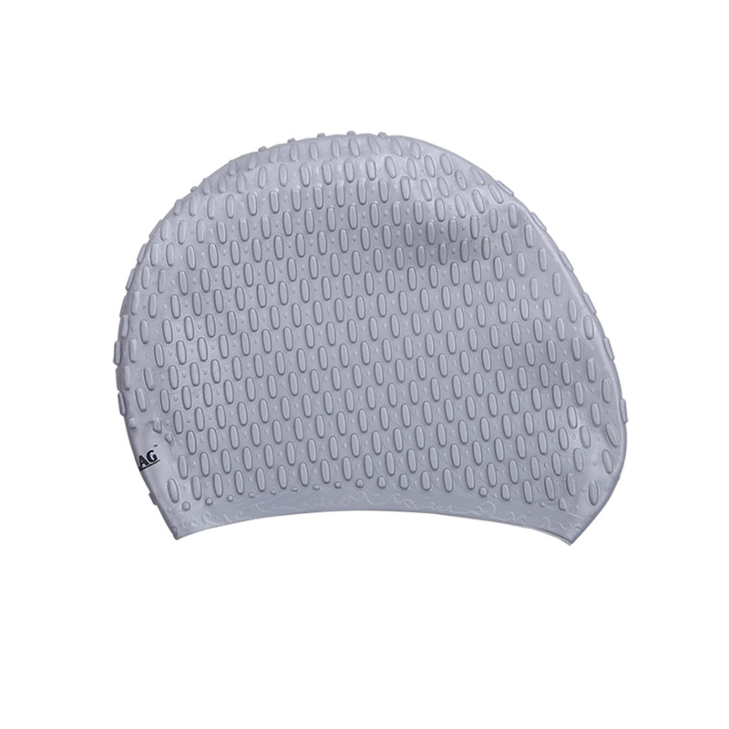 Chinese <strong>manufacturing</strong> wholesale custom logo silicone swimming cap