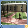 Welded mesh wire dog kennel with large space