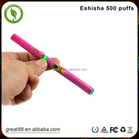 new craze china 500puffs flower hookah