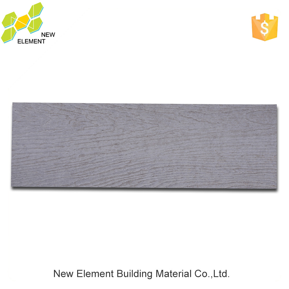 Environmental Artificial Wood Grain Exterior Siding Fast Shipping