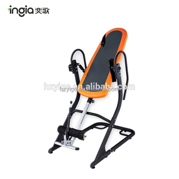 China High Quality Body Fitness Equipment Inversion Table