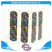 Strong adhesion color printed cartoon adhesive ethylene oxide bandage