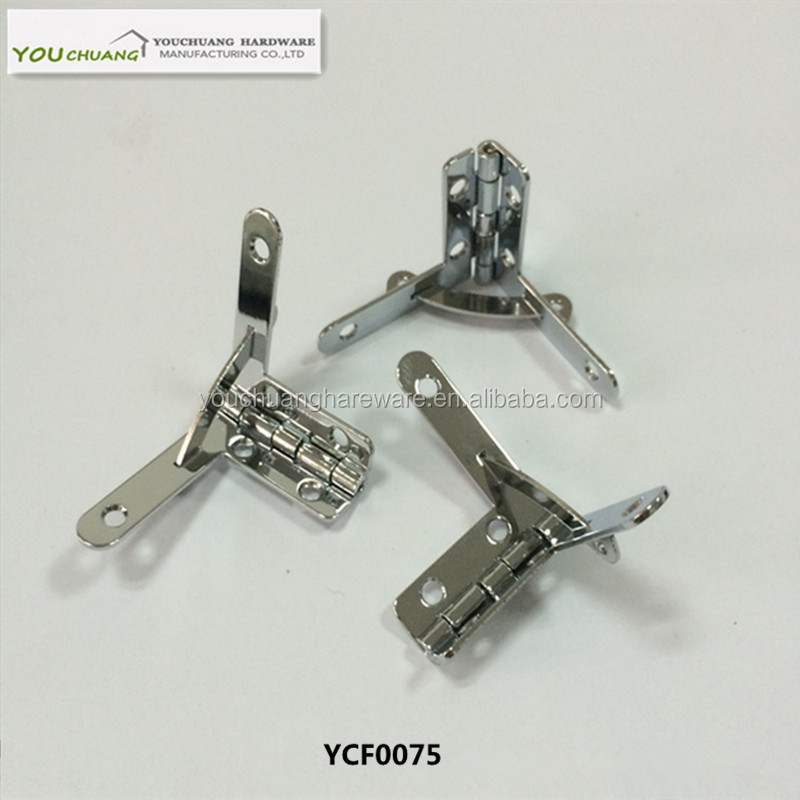 Decorative Metal Craft Box Hinges in 31*43mm