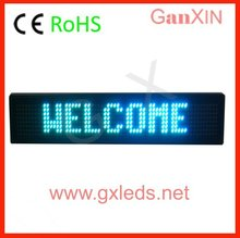 ali express rs232 full color dot matrix p10 led display controllerl card