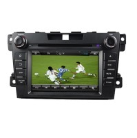 Mazda CX-7 Radio/Mazda CX-7 Navigation with Built in DVD GPS Radio Bluetooth USB IPOD TV