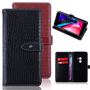 Wholesale Good Quality PU Leather Mobile Phone Cover for Xiaomi Mi Mix 2