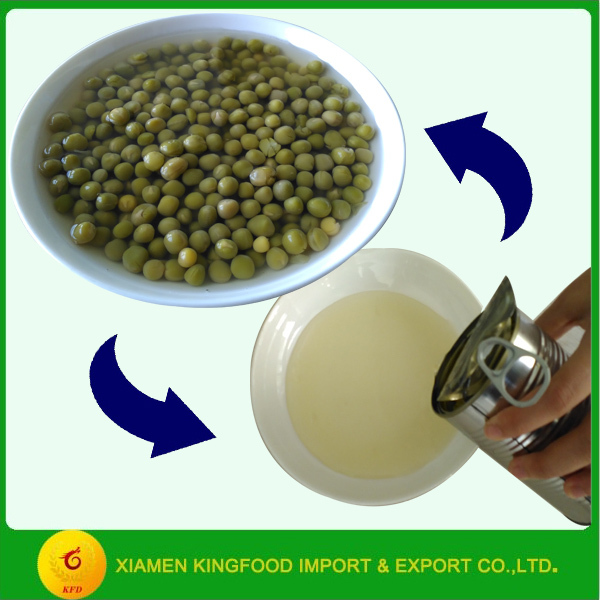 halal food products canned green peas