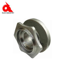 Customized grey cast iron transmission tractor housing castings