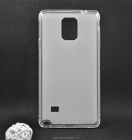 Mobile Phone Covers Manufacturer tpu soft bumper cases For Samsung Galaxy Note 4 Shockproof Cell Phone Covers Accessories