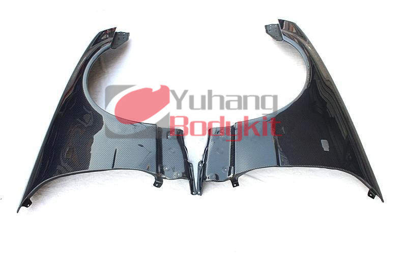 Auto Accessories Bodykit For CF 1999-2002 Skyline R34 GTR OEM Style Front Fender Wing Carbon Fiber