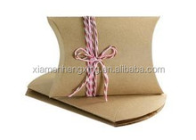 pillow boxes wholesale /brazil paper /arts and crafts