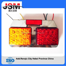 LED stop / turn / indicate tail light ,factory directly sales trailer rear light