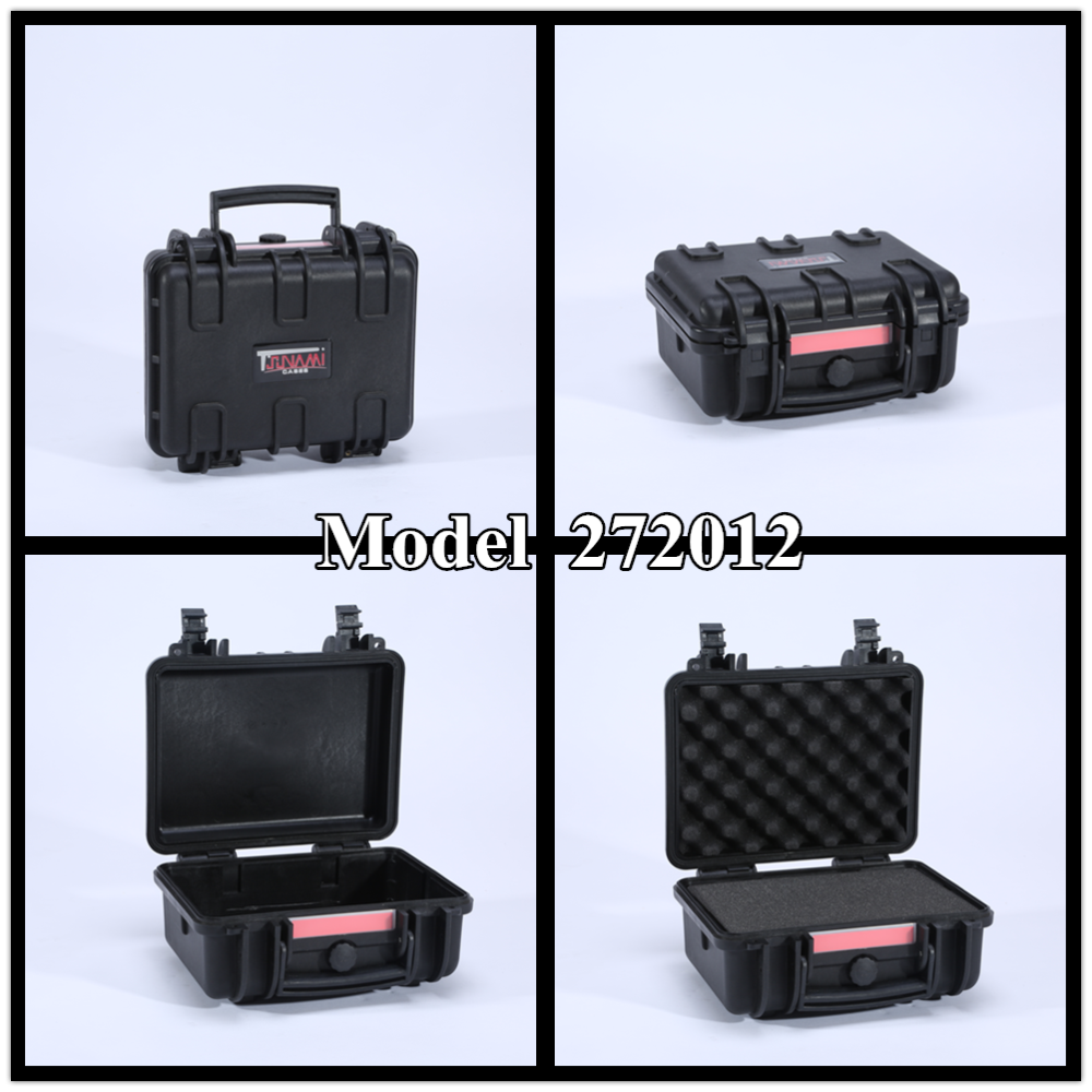 Firearm protective case military waterproof case hard plastic case