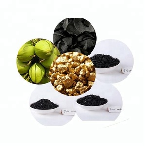 Sale Coconut Shell Based Granular Activated Carbon for Gold Refining