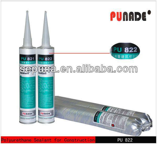 High elasticity PU sealant for construction/pvc interlocking floor tiles sealant