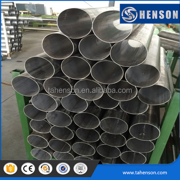 stainless steel tubes 201&304 used hand railing