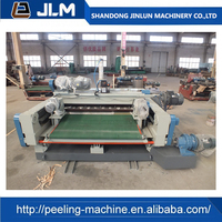 4FT CN spindeless veneer rotary peeler machine