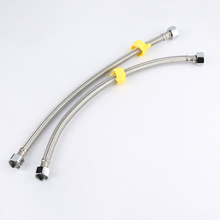 flexible braided ss water inlet hose pipe