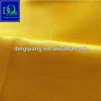 100% Polyester Woven Colorfull Satin For Garment Lining/Wedding lining